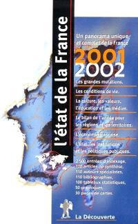 L'état de la France 2001-2002 : un panorama unique et complet de la France