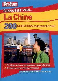 La Chine : 200 questions pour faire le point