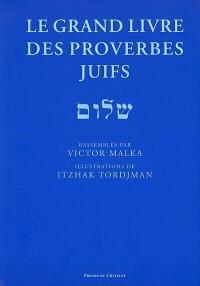 Le grand livre des proverbes juifs