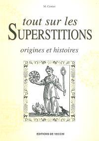 Le grand livre des superstitions