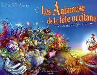 Les animaux de la fête occitane : les totems : sud de la France