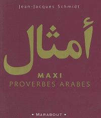 Maxi proverbes arabes