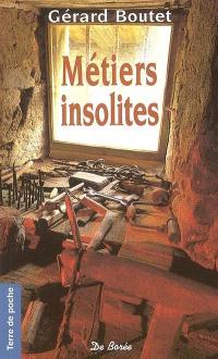 Métiers insolites
