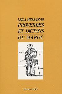 Proverbes et dictons du Maroc