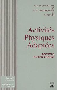 Activités physiques adaptées : apports scientifiques