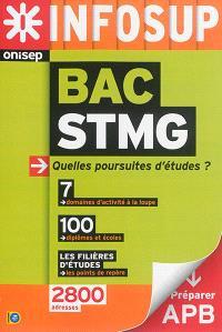 Bac STMG : quelles poursuites d'études ?
