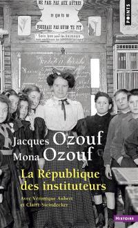La république des instituteurs