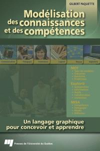 Modélisation des connaissances et des compétences  : un langage graphique pour concevoir et apprendre