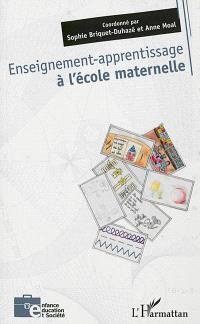 Enseignement-apprentissage à l'école maternelle
