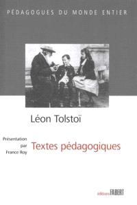 Textes pédagogiques