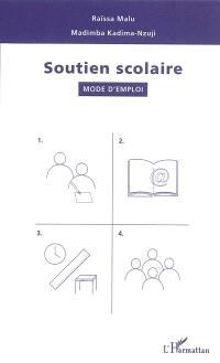 Soutien scolaire : mode d'emploi