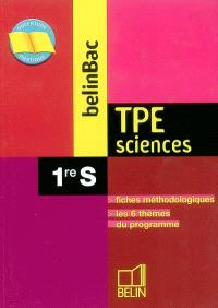 BelinBac TPE sciences, 1reS