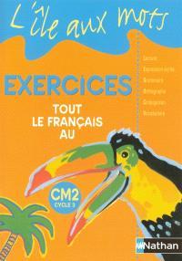 Cahier d'activités et d'exercices CM2