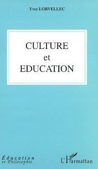 Culture et éducation