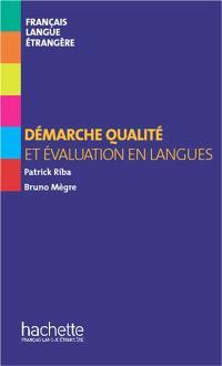 Démarche qualité et évaluation en langues