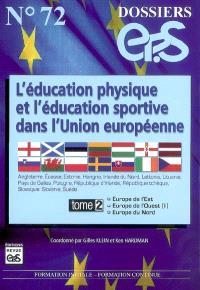 Education physique et sportive dans l'Union européenne