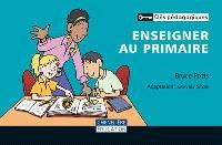 Enseigner au primaire