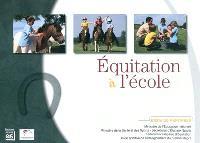 Equitation à l'école : éducation physique et sportive