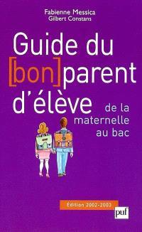Guide du bon parent d'élève