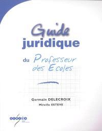 Guide juridique du professeur des écoles