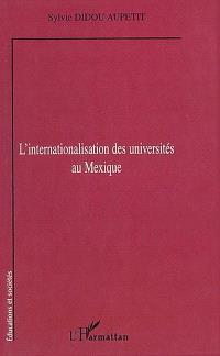 L'internationalisation des universités au Mexique