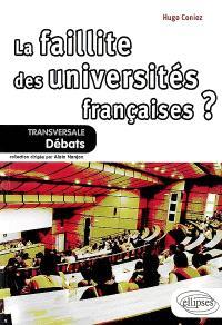 La faillite des universités françaises ?