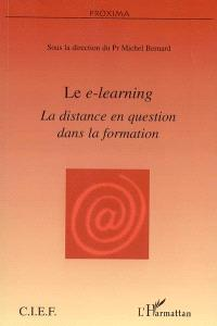 Le e-learning : la distance en question dans la formation