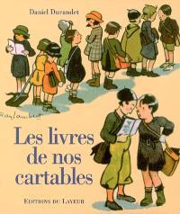 Les livres de nos cartables