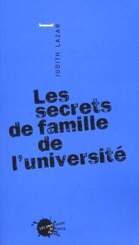 Les secrets de famille de l'université