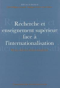 Recherche et enseignement supérieur face à l'internationalisation : France, Suisse et Union européenne