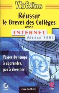 Réussir son brevet des collèges avec Internet