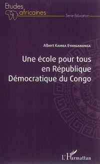 Une école pour tous en République démocratique du Congo