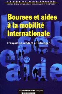 Bourses et aides à la mobilité internationale : Français se rendant à l'étranger