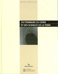 Dictionnaire du génie et des sciences de la terre