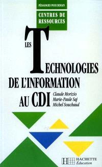 Les technologies de l'information au CDI