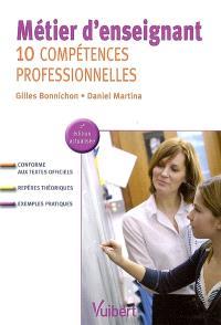 Métier d'enseignant : 10 compétences professionnelles