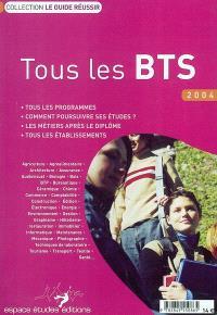 Tous les BTS 2004