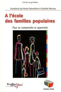 A l'école des familles populaires