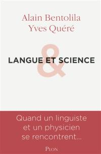 Langue & science