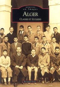 Alger : classes et écoliers