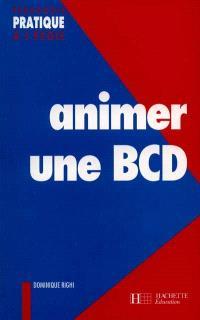 Animer une BCD