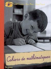 Cahiers de mathématiques