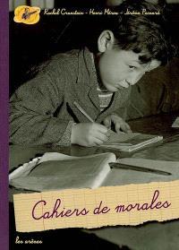Cahiers de morales
