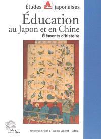 Education au Japon et en Chine : éléments d'histoire