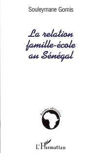 La relation famille-école au Sénégal : le travail scolaire des enfants à Dakar