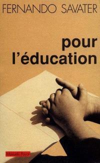 Pour l'éducation