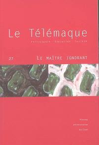 Télémaque (Le). n° 27, Le maître ignorant
