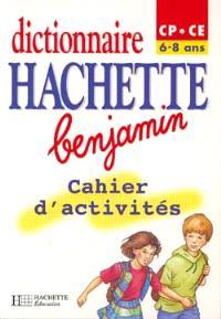 Dictionnaire Hachette benjamin, CP-CE