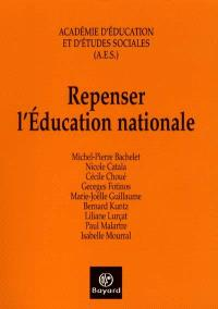 Repenser l'Education nationale