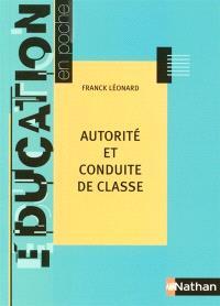 Autorité et conduite de classe